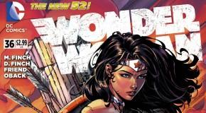 [Review VO] Wonder Woman #36