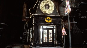 Un « Batman Store » inutilisé dans Batman Returns