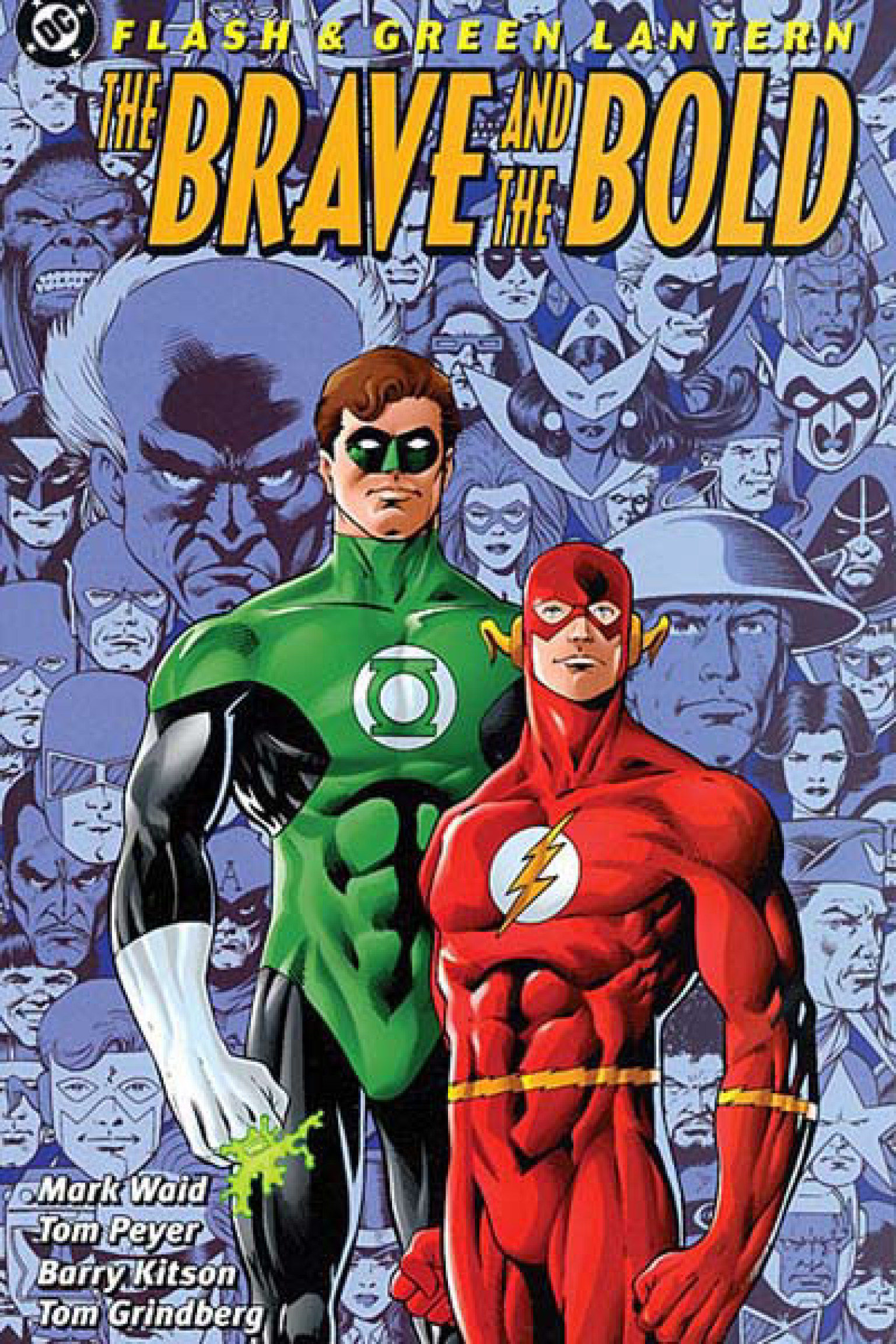 Critique de Flash & Green Lantern - The Brave And The Bold