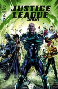 Justice League Saga #15