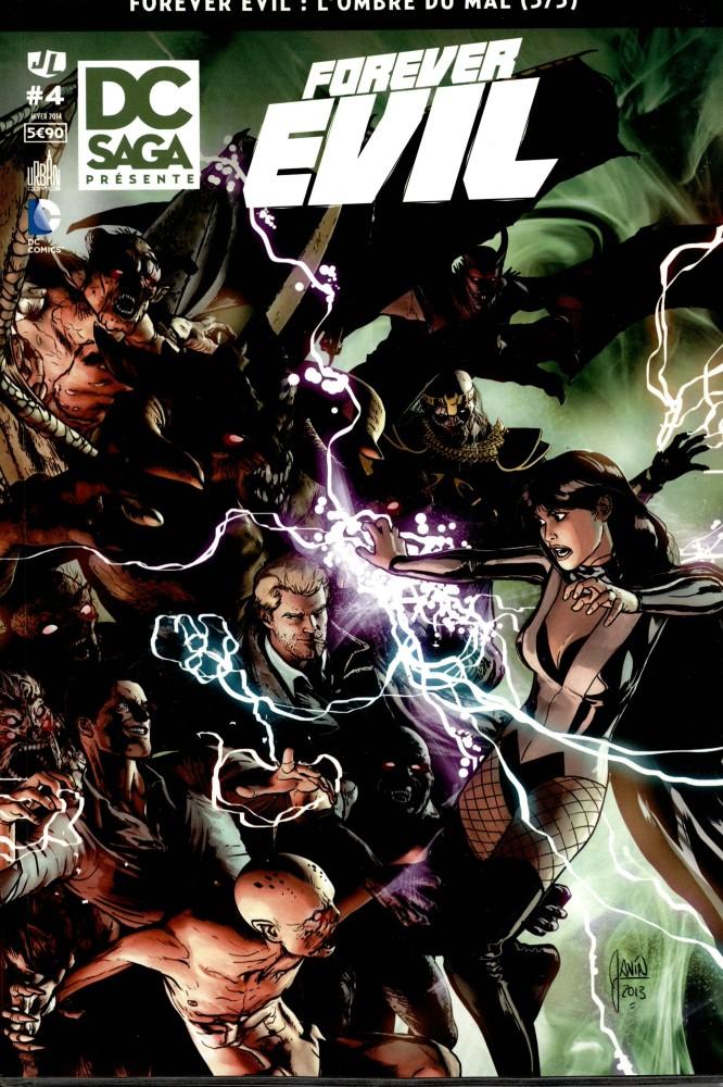 DC SAGA PRÉSENTE #4 : BLIGHT