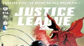 [Review VF] Justice League Saga #14