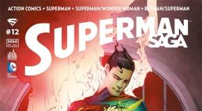 [Review VF] Superman Saga #12