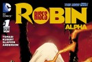 [Review VO] Robin Rises : Alpha #1