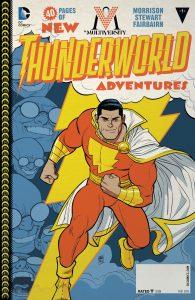 The Multiversity : Thunderworld Adventures #1