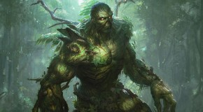 Infinite Crisis : Profil Vidéo de Swamp Thing