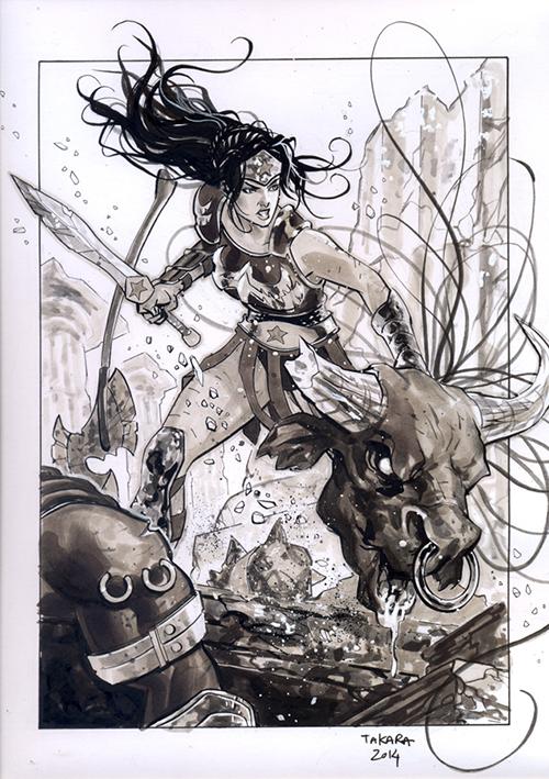 commission___wonder_woman