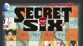 [Review VO] Secret Six #1