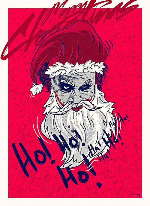 joker-christmas