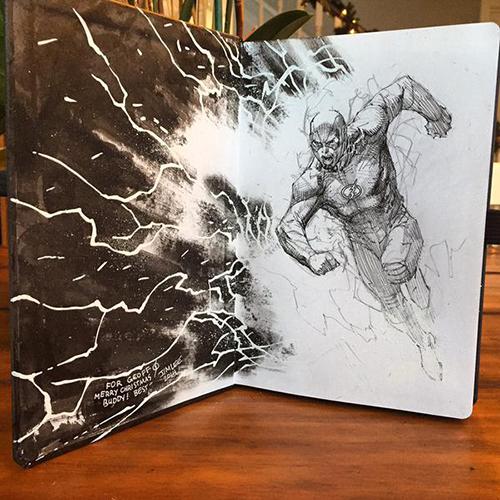 the-flash-jim-lee