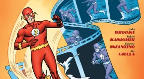 Review VO – The Flash Omnibus by Carmine Infantino