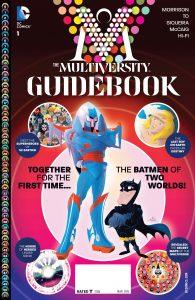 The Multiversity Guidebook #1