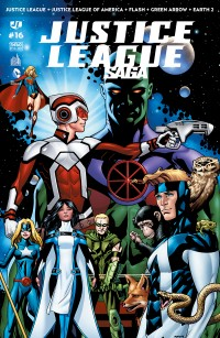 Justice LeagueSaga #16