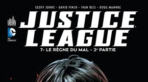 Review VF – Justice League Tome 7