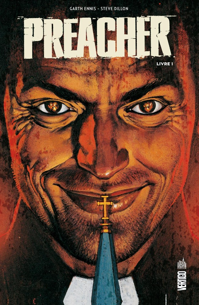 Review VF Preacher Tome 1