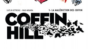Review VF – Coffin Hill Tome 1 : La malédiction des Coffin
