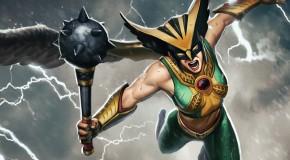 Infinite Crisis : Profil Vidéo de Hawkgirl