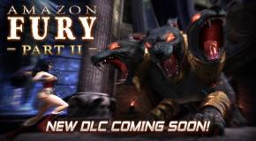 DC Universe Online : Amazon Fury Partie 2 arrive