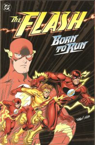 Review VO - The Flash : Born to Run 1