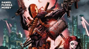 Preview VO – Deathstroke #4