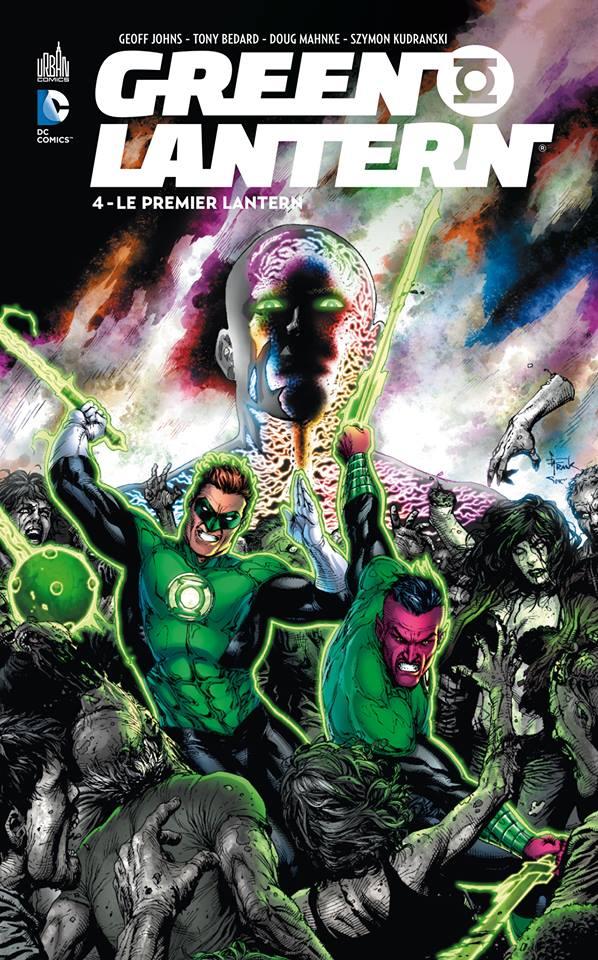Green LanternTome 4