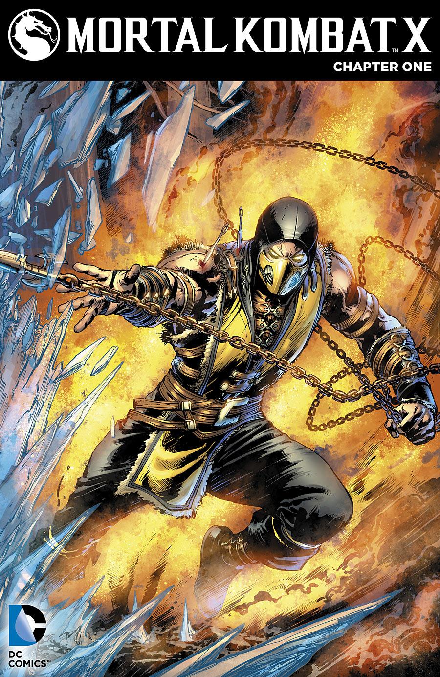 [DC] Mortal Kombat X #1 Mortal-kombat-x-1