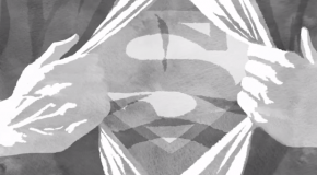 A Smallville Man, un fan film Superman en 150 illustrations