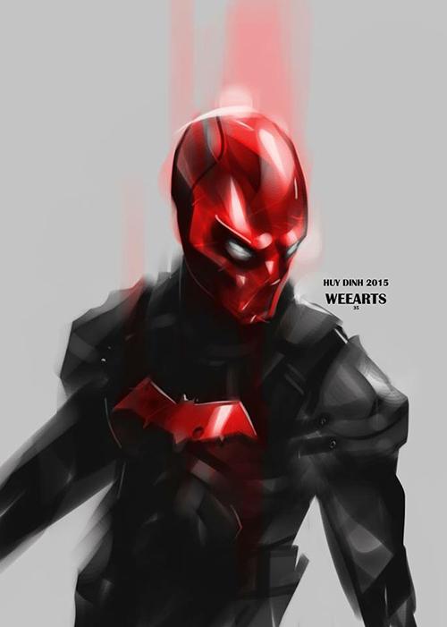 wee-redhood