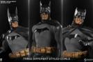 Sideshow dévoile sa figurine de Gotham Knight Batman