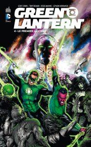 Critique de Green Lantern Tome 4
