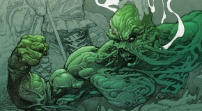 Urban rebootera la série New 52 de Swamp Thing