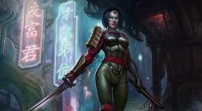 Infinite Crisis : Profil Vidéo de Katana