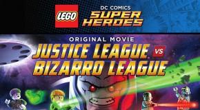 Review TV – Justice League vs. Bizarro League