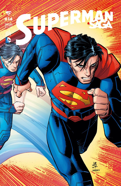 Review vf superman saga 14 - Signe de superman ...