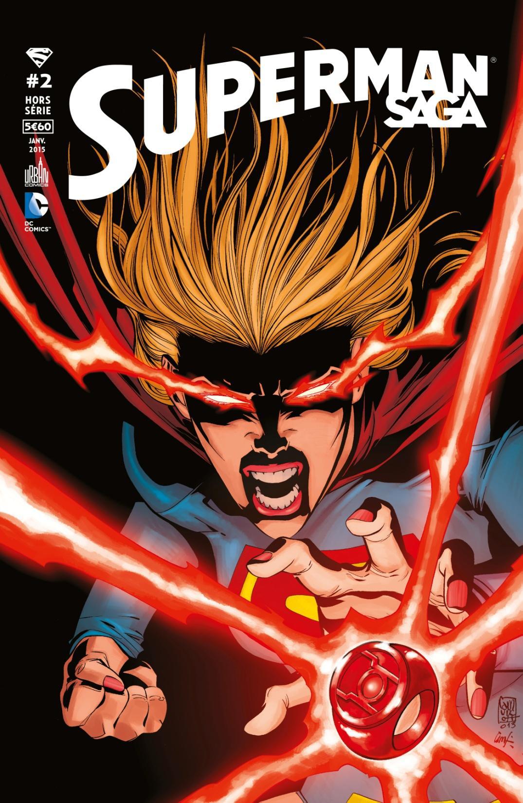 SUPERMAN SAGA HORS-SÉRIE #2