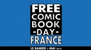 Urban Comics participera au FCBD France 2015