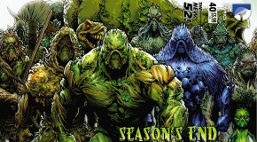 Review VO – Swamp Thing #40
