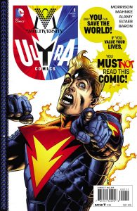 Review VO - The Multiversity : Ultra Comics #1