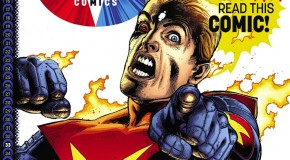 Review VO – The Multiversity : Ultra Comics #1