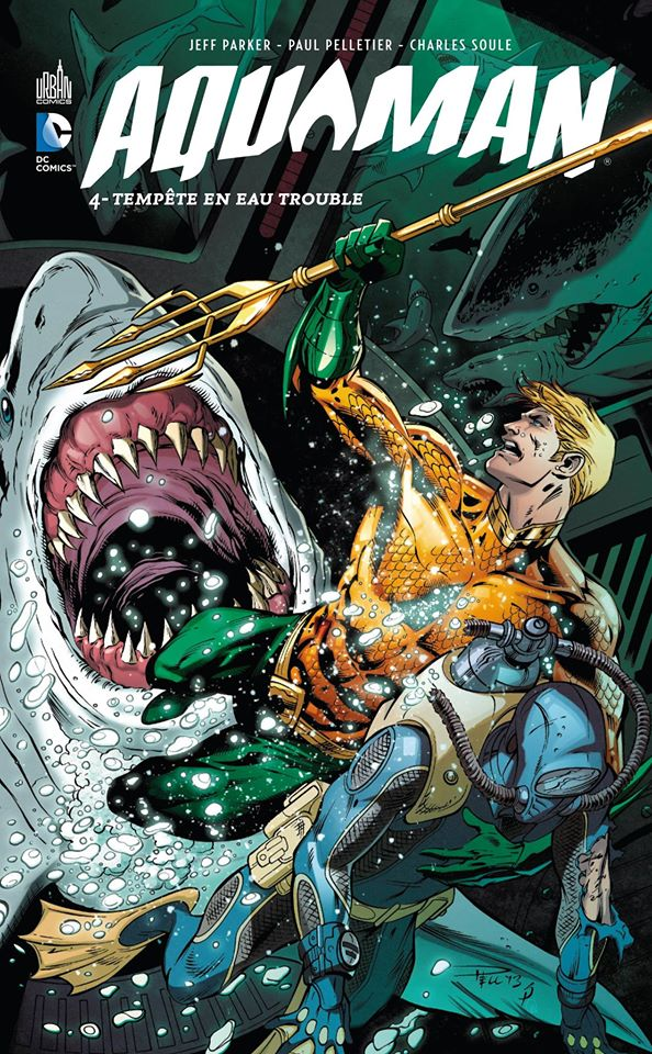 Aquaman Tome 4