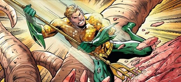 Arthur - Aquaman Tome 4