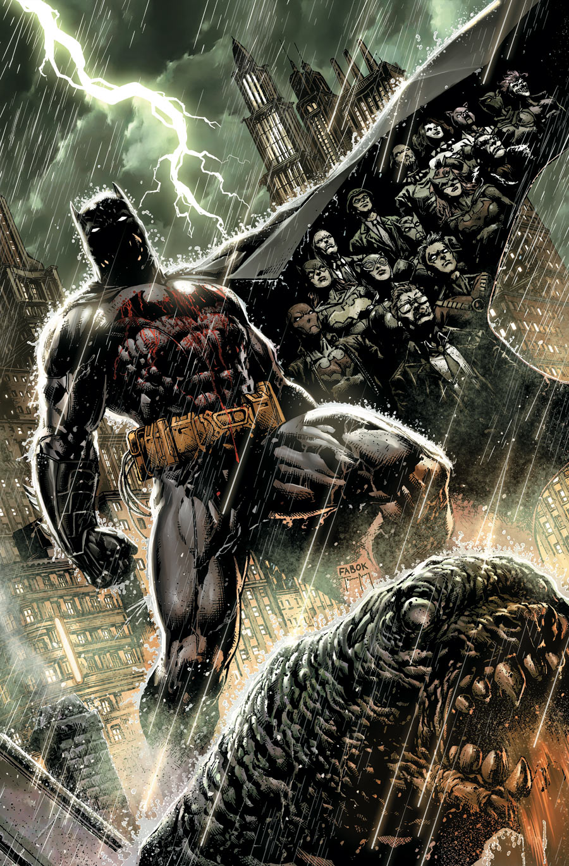 review de Batman Eternal Tome 1