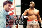 Scott Eastwood et Raymond Olubowale au casting de Suicide Squad