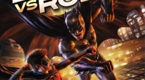 Review TV – Batman vs Robin