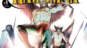 Preview VO – Convergence : Hawkman #1
