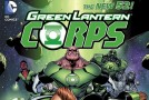 Review VO – Green Lantern Corps Vol.1 : Fearsome