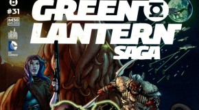 Review VF – Green Lantern Saga #31