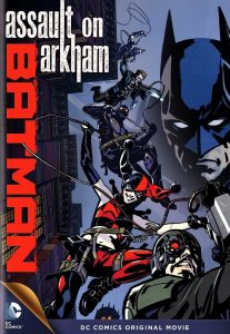 Top 10 film animation - Assault on arkham