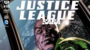 Review VF – Justice League Saga #18