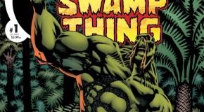 Preview VO – Convergence : Swamp Thing #1